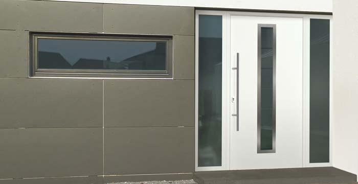 Thermo65 és Thermo46 bejárati ajtók