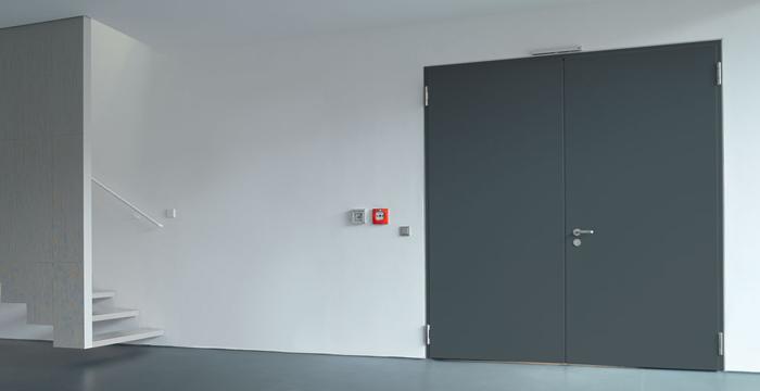 Acél többcélú ajtók