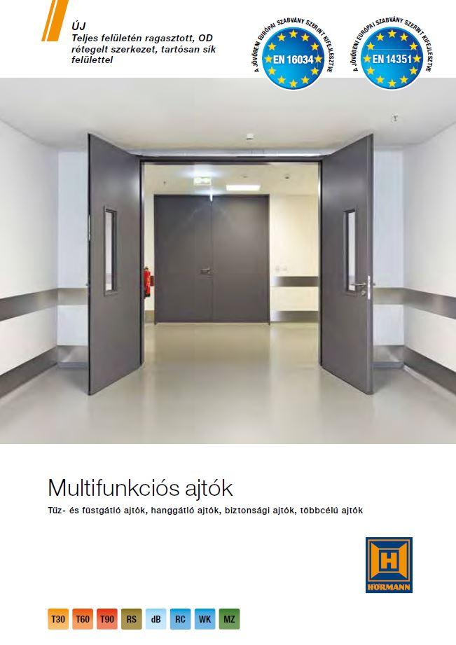 Multifunkciós ajtók